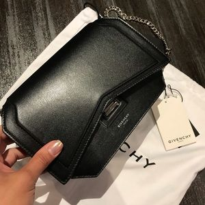 Givenchy Bags - 100% Authentic Givenchy mini bow crossbody bag